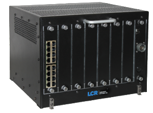 LCR Embedded Systems' LS-9101 Train Control and Communications Platform