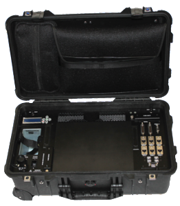 LCR Embedded Systems' Rugged Portable Computing System