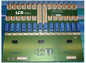 LCR Embedded Systems' AdvancedTCA Backplanes