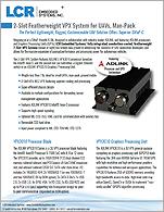 2-Slot VPX SFF Datasheet Cover