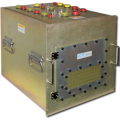 LCR Embedded Systems Announces Rugged Shipboard Shock-Isolated Chassis for Bulkhead Mount
