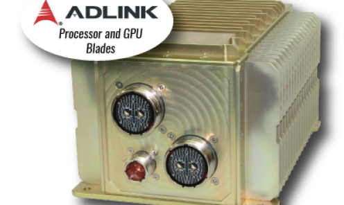 LCR 3U Featherweight VPX System powered by ADLINK