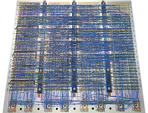 Standard and Custom Wire Wrap Backplanes