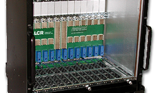 14-Slot Vertical AdvancedTCA Enclosure