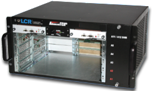 5-Slot Horizontal COTS AdvancedTCA Enclosure