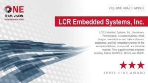 LCR Embedded Systems Inc.