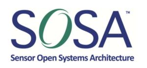 SOSA Sensor Open Systems Architecture logo