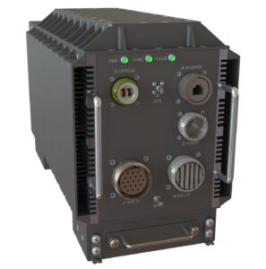 LCR AoC3U-821 8 Slot VPX Packaging with Removable Drive Bay
