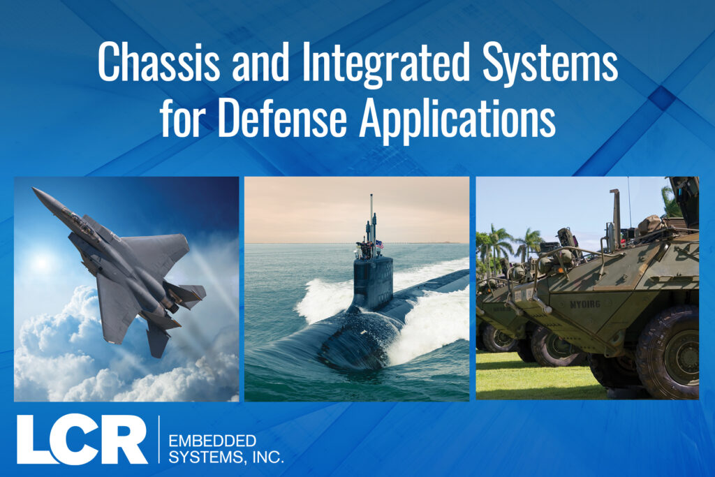 Chassis and Integrated Systems for Defense Applications brochure